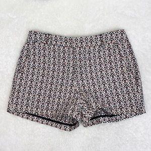 Tart neon aztec textured shorts XS